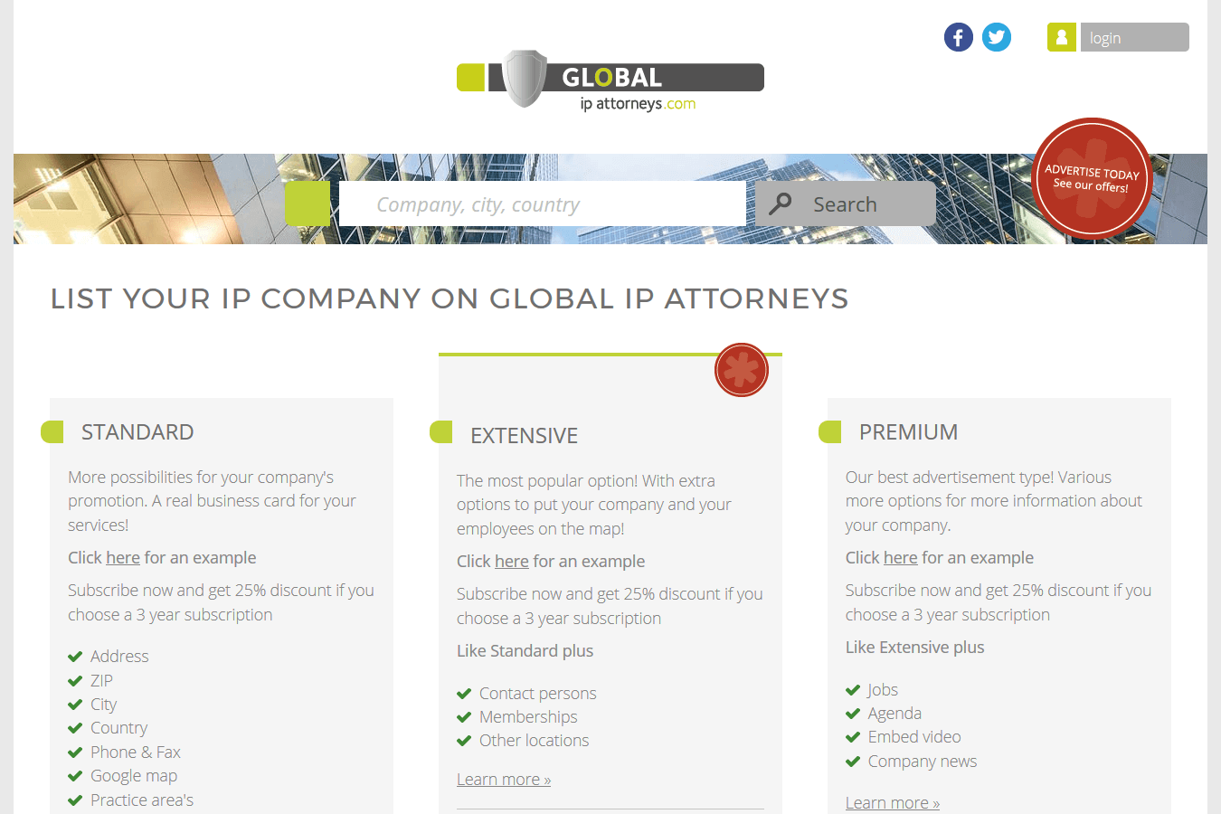 Global IP Attorneys