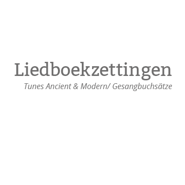 Liedboekzettingen